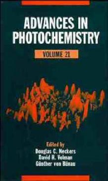 Advances in Photochemistry: v. 21 (Innbundet)