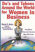 Do's and Taboos Around the World for Women in Business av Roger E. Axtell, Tami Briggs, Margaret Corcoran og Mary Beth Lamb (Heftet)