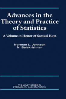 Advances in the Theory and Practice of Statistics (Innbundet)