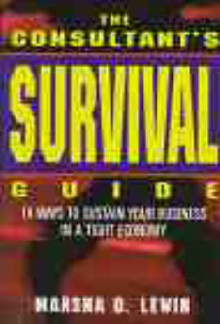 The Consultant's Survival Guide av Marsha D. Lewin (Innbundet)