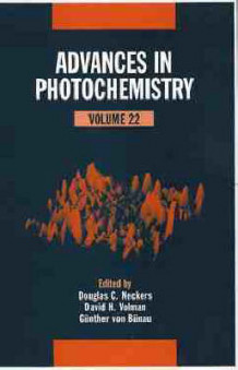 Advances in Photochemistry: Vol.22 (Innbundet)