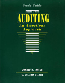 Auditing: Study Guide to 7r.e av Donald H. Taylor og G.William Glezen (Heftet)