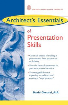 Architect's Essentials of Presentation Skills av David Greusel (Heftet)