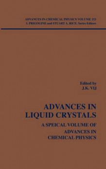 Advances in Liquid Crystals (Innbundet)