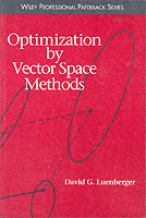 Optimization by Vector Space Methods av David G. Luenberger (Heftet)