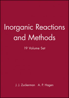 Inorganic Reactions and Methods: v. 1-18 av J. J. Zuckerman (Innbundet)