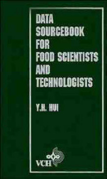 Data Sourcebook for Food Scientists and Technologists (Innbundet)