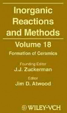 Inorganic Reactions and Methods: v. 18 av J. J. Zuckerman (Innbundet)