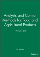 An Analysis and Control Methods for Food and Agricultural Products av J. L. Multon (Heftet)