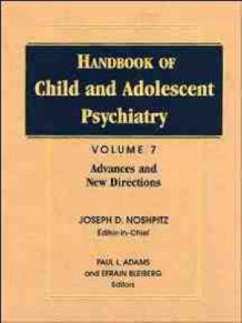 Handbook of Child and Adolescent Psychiatry: Advances and New Directions v. 7 (Innbundet)