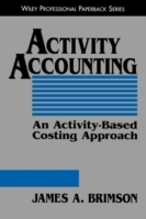Activity Accounting av James A. Brimson (Heftet)