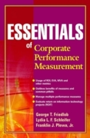 Essentials of Corporate Performance Measurement av George T. Friedlob, Lydia L.F. Schleifer og Franklin J. Plewa (Heftet)