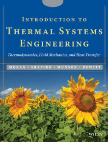 Introduction to Thermal Systems Engineering av Michael J. Moran, Howard N. Shapiro, Bruce R. Munson og David P. DeWitt (Innbundet)