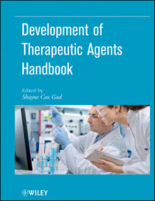 Development of Therapeutic Agents Handbook (Innbundet)