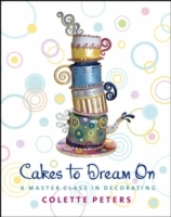 Cakes to Dream on av Colette Peters (Innbundet)