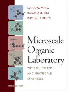 Microscale Organic Laboratory: with Multistep and Multiscale Syntheses, 5th av Dana W. Mayo, Ronald M. Pike og David C. Forbes (Innbundet)