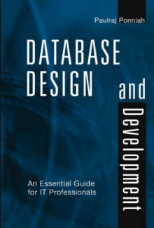 Database Design and Development av Paulraj Ponniah (Innbundet)
