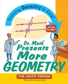 Dr.Math Presents More Geometry av The Math Forum (Heftet)