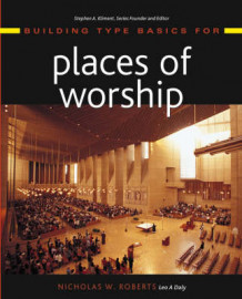 Building Type Basics for Places of Worship av Nicholas W. Roberts (Innbundet)