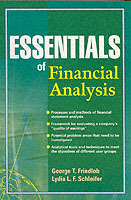 Essentials of Financial Analysis av George T. Friedlob og Lydia L.F. Schleifer (Heftet)