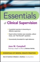 Essentials of Clinical Supervision av Jane M. Campbell (Heftet)