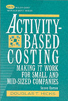 Activity-based Costing av Douglas T. Hicks (Heftet)