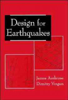 Design for Earthquakes av James Ambrose og Dimitri Vergun (Innbundet)