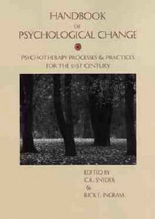 Handbook of Psychological Change (Innbundet)