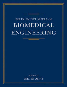 Wiley Encyclopedia of Biomedical Engineering av Metin Akay (Innbundet)