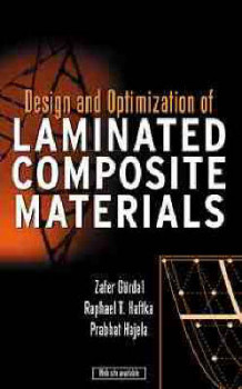 Design and Optimization of Laminated Composite Materials av Zafer Gurdal, Raphael T. Haftka og Prabhat Hajela (Innbundet)