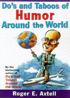 Do's and Taboos of Humor Around the World av Roger E. Axtell (Heftet)