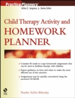 Child Therapy Activity and Homework Planner av Natalie Sufler Bilynsky (Blandet mediaprodukt)