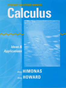 Applied Calculus av Alex Himonas og Alan Howard (Heftet)
