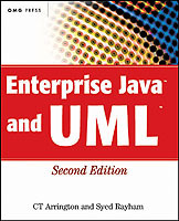 Enterprise Java with UML av C.T. Arrington og Syed H. Rayhan (Heftet)