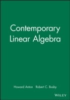 Mathematica Technology Resource Manual to accompany Contemporary Linear Algebra av Howard Anton og Robert C. Busby (Heftet)
