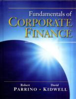Fundamentals of Corporate Finance av David S. Kidwell og Robert Parrino (Innbundet)