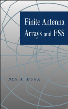 Finite Arrays and FSS av Benedikt A. Munk (Innbundet)