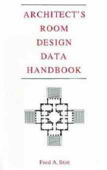 Architect's Room Design Data Handbook av Fred A. Stitt (Innbundet)