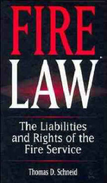 Fire Law av Thomas D. Schneid (Innbundet)