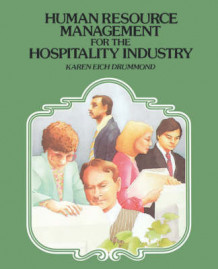 Human Resource Management for the Hospitality Industry av Karen Eich Drummond (Heftet)