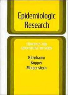 Epidemiologic Research av David G. Kleinbaum, Lawrence L. Kupper og Hal Morgenstern (Innbundet)
