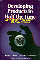 Developing Products in Half the Time av Preston G. Smith og Donald G. Reinertsen (Innbundet)