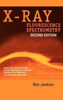X-ray Fluorescence Spectrometry av Ron Jenkins (Innbundet)