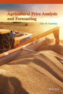 Agricultural Price Analysis and Forecasting av John W. Goodwin (Heftet)