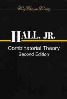 Combinatorial Theory av M. Hall (Heftet)