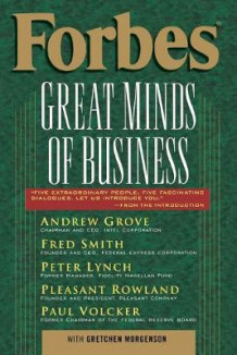 """Forbes"" Great Minds of Business av Forbes Magazine Staff (Heftet)"