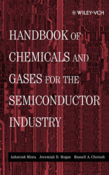Handbook of Chemicals and Gases for the Semiconductor Industry av Ashutosh Misra, Jeremiah D. Hogan og Russell A. Chorush (Innbundet)