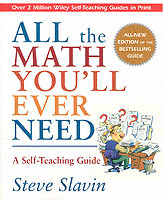 All the Math You'll Ever Need av Steve Slavin (Heftet)