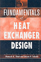 Fundamentals of Heat Exchanger Design av Ramesh K. Shah og Dusan P. Sekulic (Innbundet)