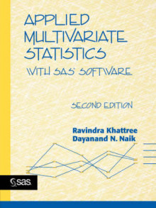 Applied Multivariate Statistics with SAS Software, av Ravindra Khattree (Heftet)